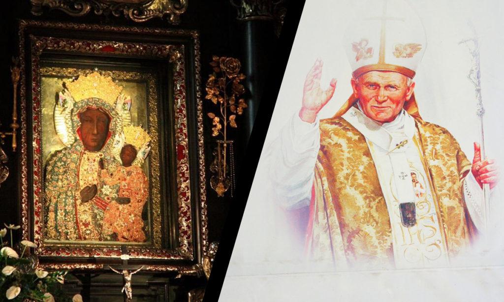 Czestochowa Black Madonna and Wadowice John Poul II Pope 1 day tour trip
