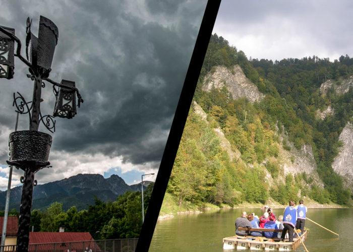 Zakopane Tatras Mountains Dunajec rafting 1 day trip tour