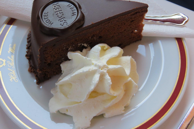 vienna sacher cake
