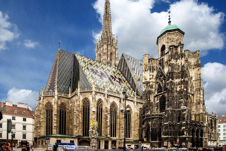 vienna main church st stephen
