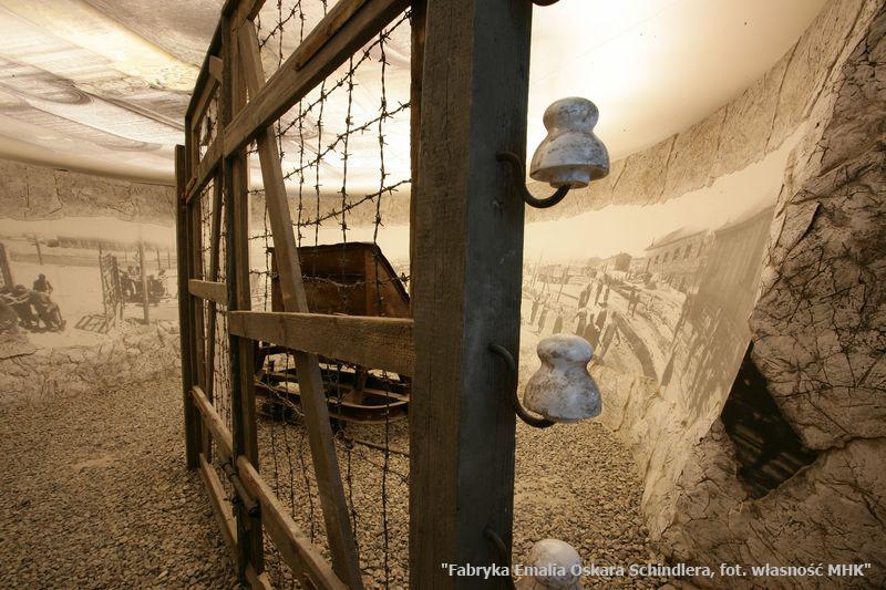 Fabryka Emalia Oskar Schindler museum Krakow Podgorze