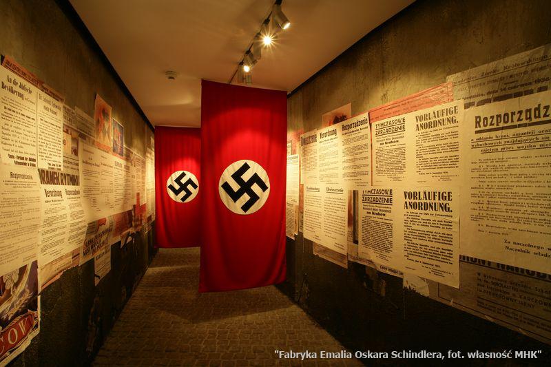 Krakow Fabryka Emalia Oskar Schindler museum