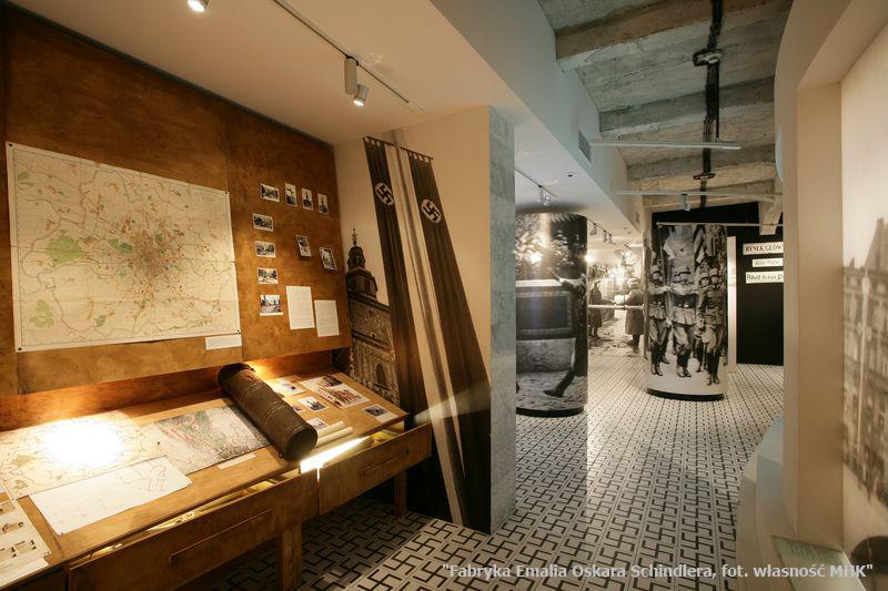 Krakow Oskar Schindler Factory museum Podgorze