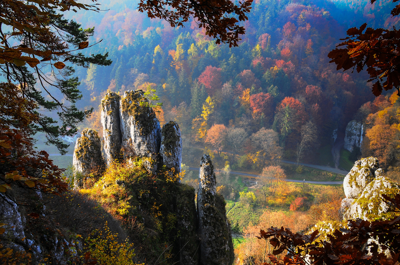 Ojcow National Park hiking tours from Krakow