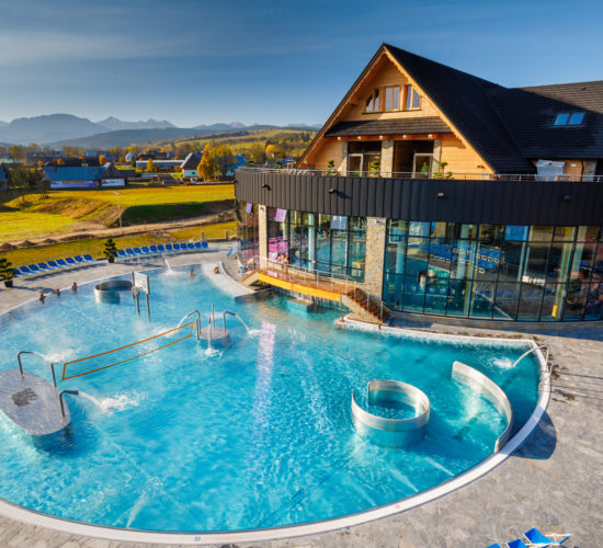 Thermal pools Tatras area zakopane relax