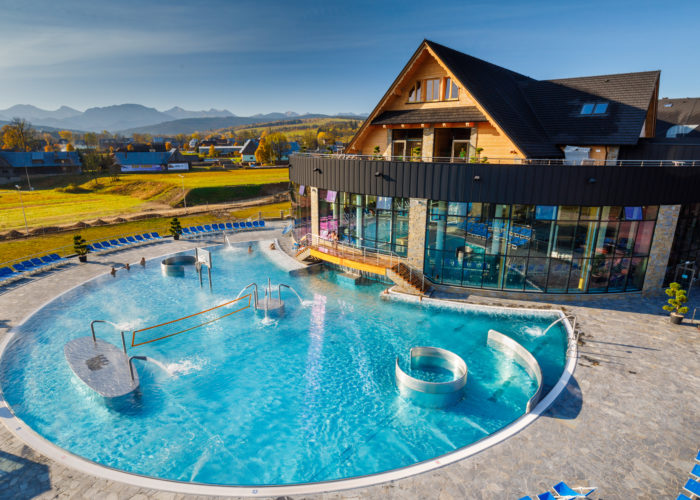 Thermal pools Tatras area zakopane relax