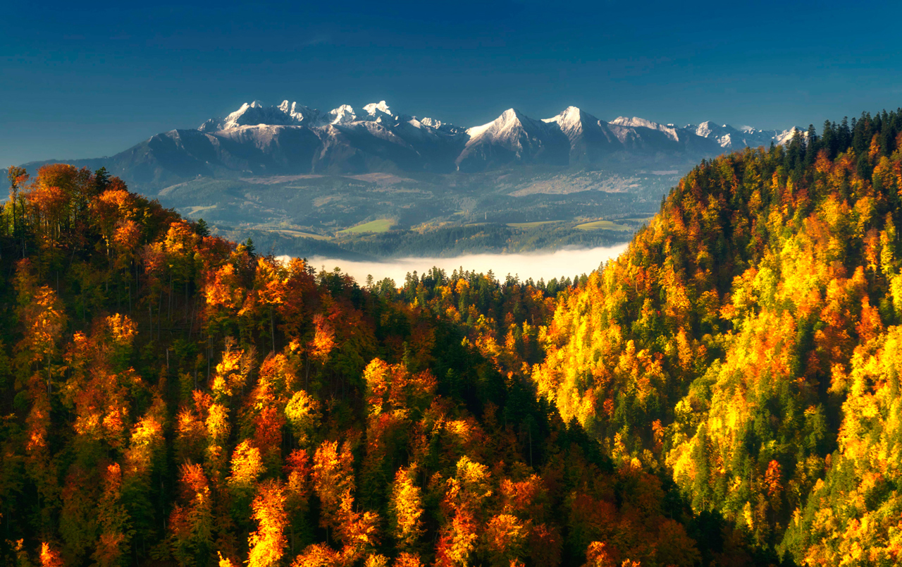 Tatras mountains view and hiking tours from Krakow
